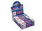 Box Bonomo Turkish Taffy Bars Blue Raspberry