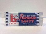 Blue Raspberry Bar Bonomo Turkish Taffy
