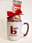 Bonomo Turkish Taffy Gift Mug