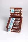 Box Bonomo Turkish Taffy Bars Chocolate
