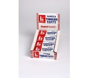 Bonomo Turkish Taffy Vanilla Bars In A Box